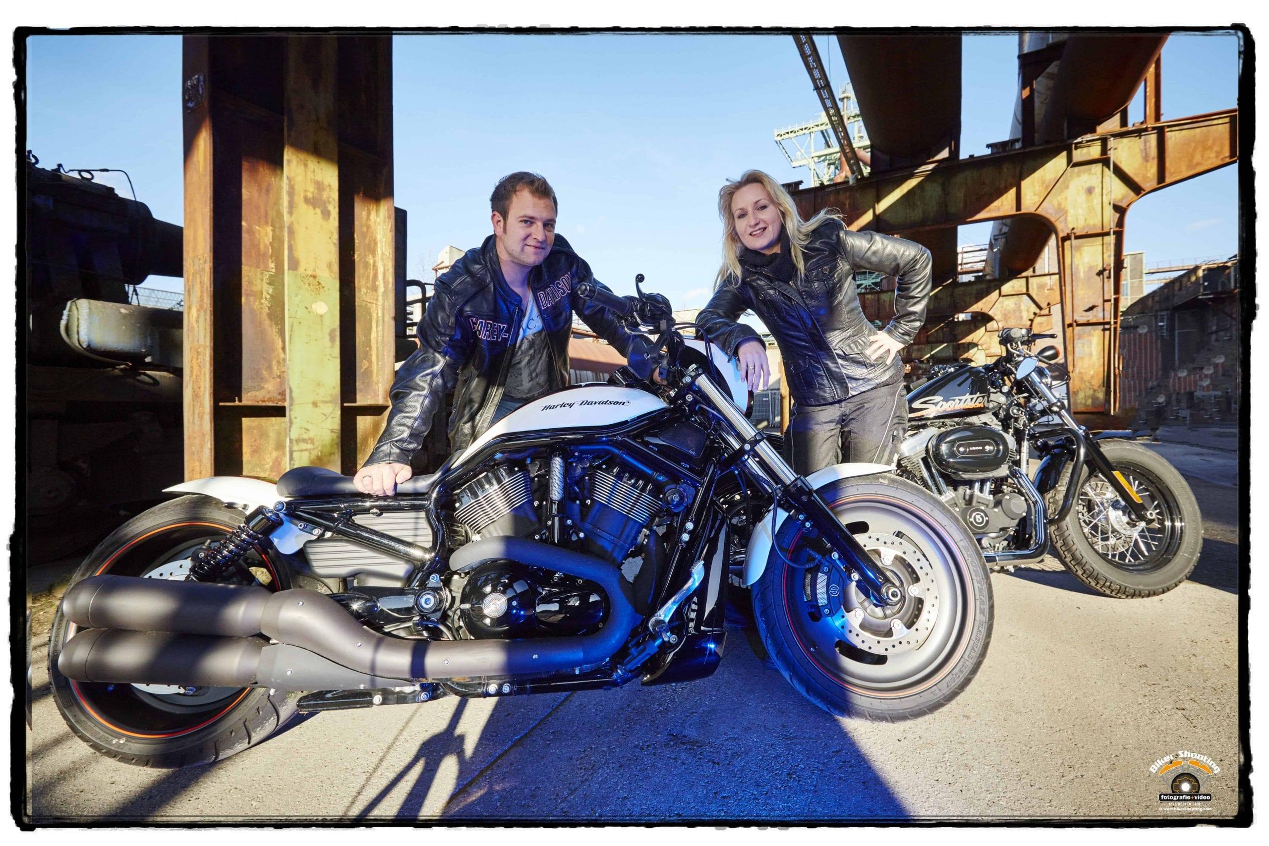Biker Fotoshooting BUDDY Fotoshooting motorrad shooting