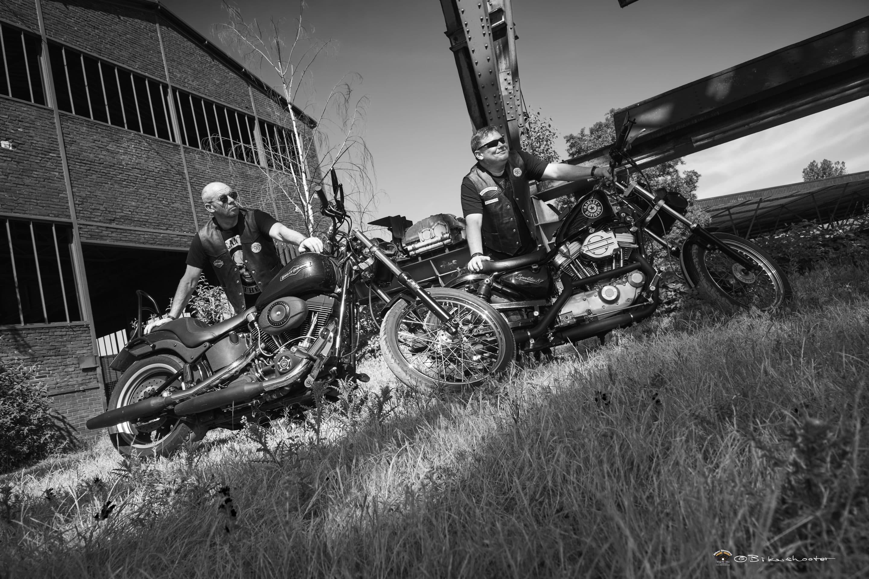 Motorrad fotoshooting, BuddyShooting
